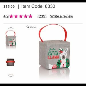 Thirty-one Littles Carry-All CHRISTMAS